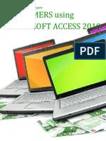 Microsoft Customers using Access 2010 - Sales Intelligence™ Report