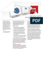 AMD FirePro PTC DataSheet