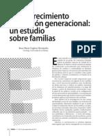 Empobrecimiento y sucesión generacional un estudio de las familias