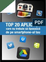 Top 20 Aplicatii