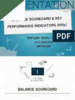 10)Balanced Scorecard and KPIs