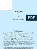 Ceasefire Ppt