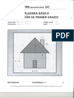 (1)Portada Algebra Basica,Ecuaciones Primer Grado.