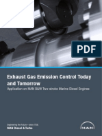 Exhaust Gas Emission Control Today and Tomorrow