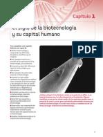 Biotecnologia Capitulo 1 Pearson