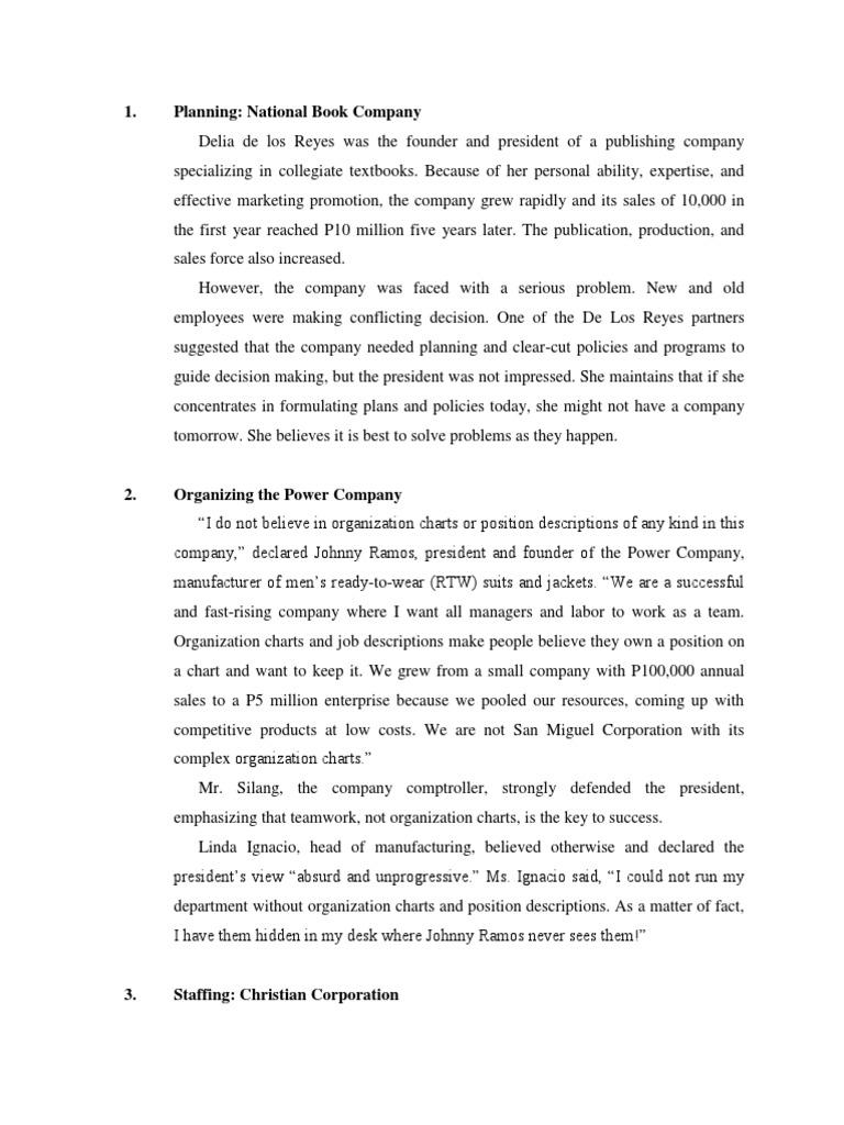 case study directing edsa radio and tv company