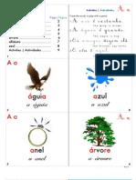 Livrinhos do Alfabeto Letra A