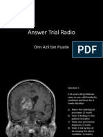 Answer Trial Radio
