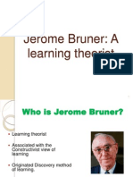 Jerome Bruner