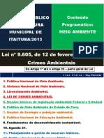 Lei de Crimes Ambientais Em PDF - l i n o