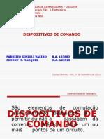 DISPOSITIVOS DE COMANDO.ppsx