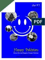 Happy Pakistan - Flyer