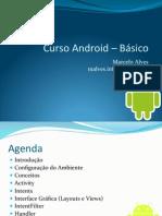 LIVRO - COMPUTAÇÃO - Android Básico - Curso - Manual