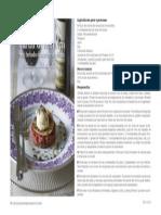 Tartar de ternera y helado de aceite de oliva