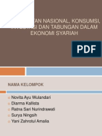 Bab 3 Pendapatan Nasional Dalam Perspektif Islam [Autosaved]
