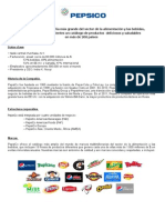 PepsiCo Corporative