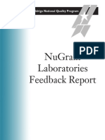 2010 NuGrain Feedback Report