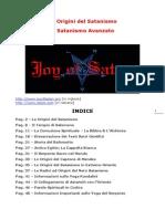 [eBook Ita] Origini Del Satanismo e Satanismo Avanzato