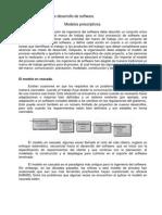 Unidad 5 Modelo Desarrollo Software