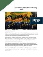 Terkait Laut China Selatan