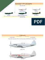 MiG 3 Colors