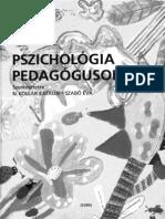 Pszichologia Pedagogusoknak