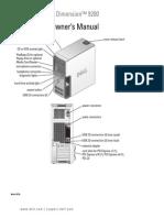Dimension-9200 Owner's Manual en-us