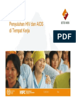 Hiv and Aids Bahan Penyuluhan di tempat k