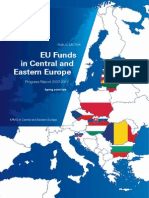 European Union  Funds Central and Eastern Europe Progress Report 2007 2012