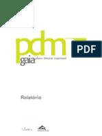 relatorio renovação pdm gaia