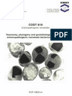 Taxonomy, Phylogeny and Gnotobiological Studies of Epn Nematode Comples