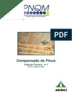 Catálogo Técnico 1 Pinus