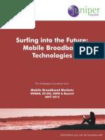 Mobile Broadband White Paper