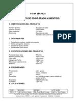 Benzoato de Sodio (1)