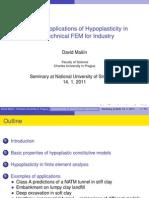 Hypoplasticity Powerpoint