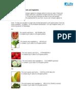 25 Lowest Carb Fruits Veggies