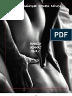 Buku Seks - Rahsia Nikmat Jimak Panduan Suami-Isteri Pengantin Baru