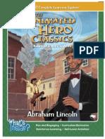 siapa Abraham Lincoln