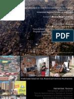 vivienda y habitabilidad
