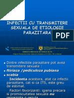 13 ITS de Etiologie Parazitara