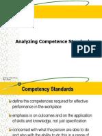 07 Analyzing Competence Sytandard