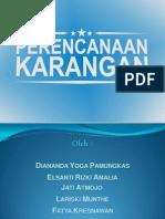 Perencanaan Karangan (Yoga, Elsa, Jati, Lariski, Fatya)