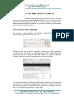 Manual de Wireshark y Netscan