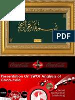 Presentationonswotanalysisofcoca Cola 131206050114 Phpapp02