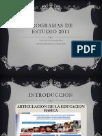 Programas de Estudio 1o 2011