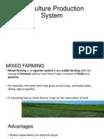 Agri Productionn System