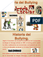 Historia Del Bullying