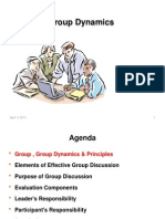 Group Dyanmics PPT
