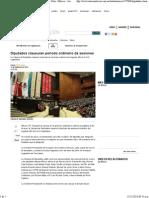 13-12-13 Diputados clausuran periodo ordinario de sesiones
