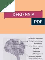 Demensia.